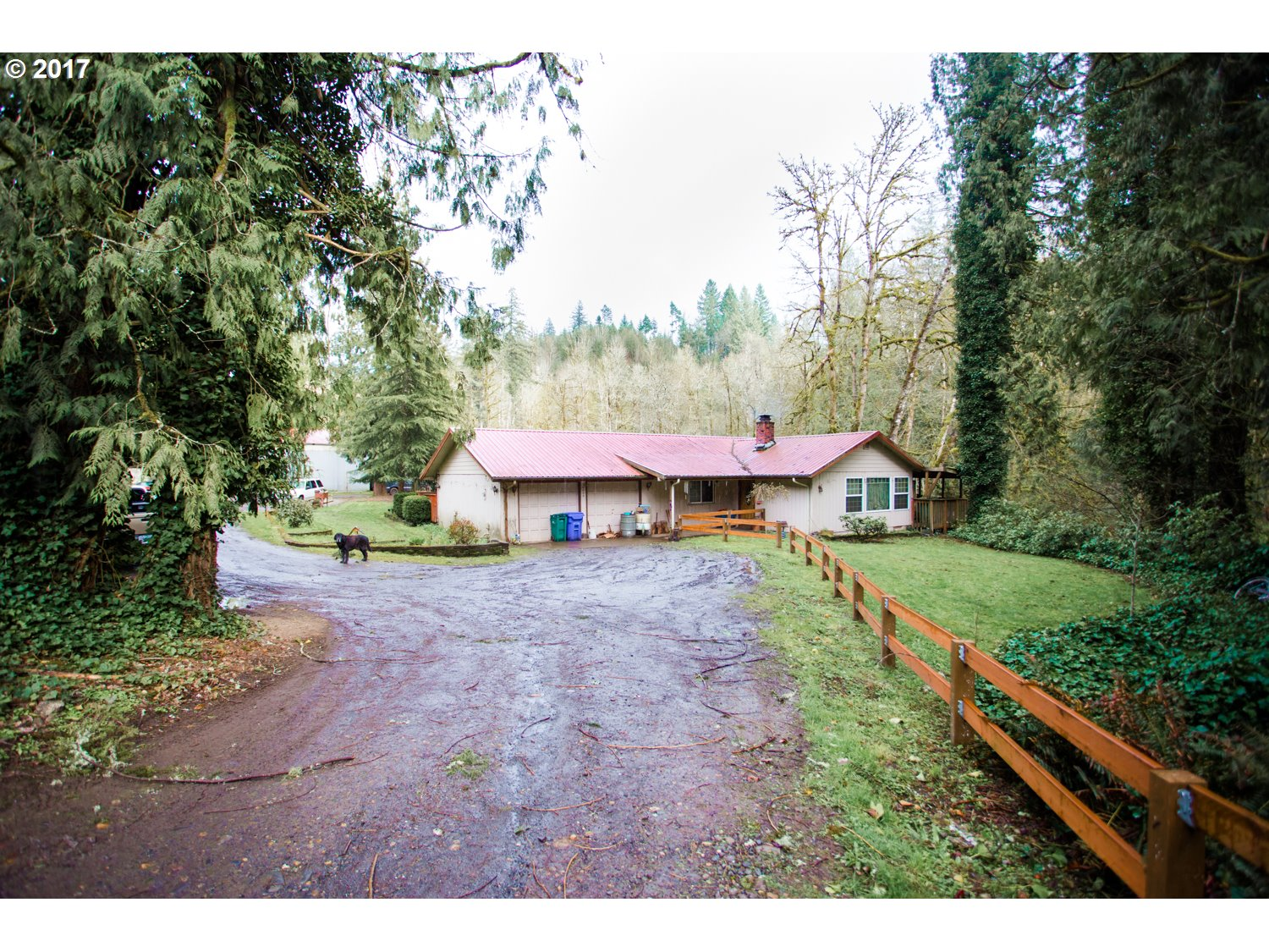 16400 SE TICKLE CREEK RD, Boring, OR 97009