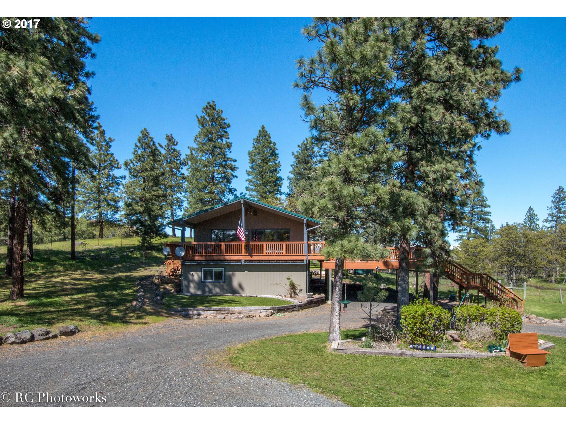 4365 BROWNS CREEK RD, The Dalles, OR 97058
