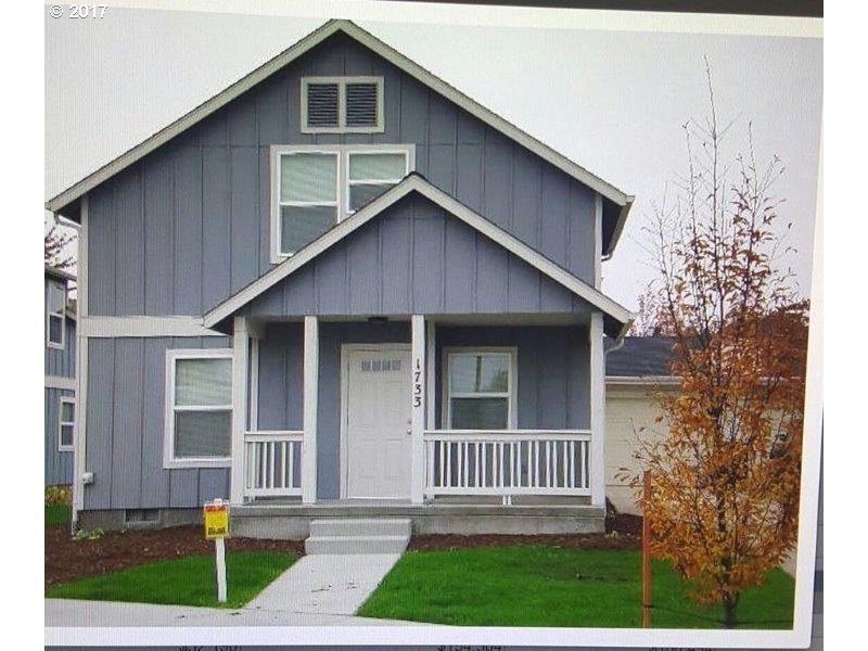 1733 FAIRHAVEN ST Springfield, OR 97477 - MLS #: 17608046