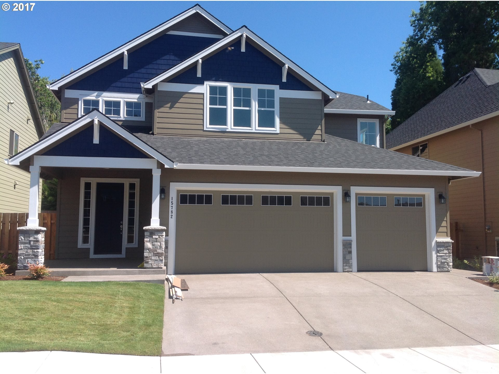 """Builder Bucks"" $8000 towards closing costs. Oak Grove's newest neighborhood Concord Oaks. Open floor plan with designer finishes. Slab granite kitchen counter. SS Appliances. Covered Patio. Rendering and photos for visual reference only"