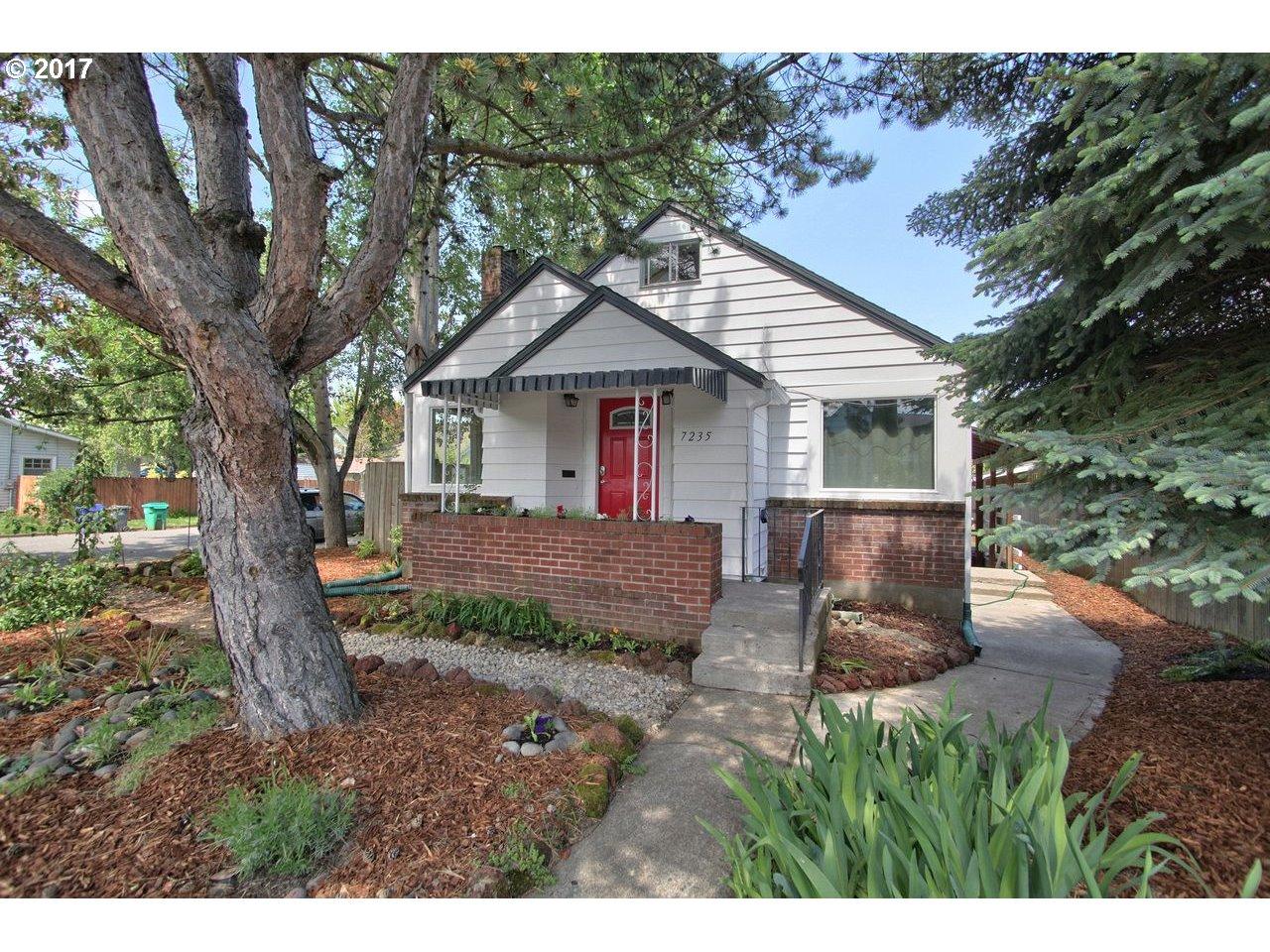 7235 N PRINCETON ST, Portland, OR 97203