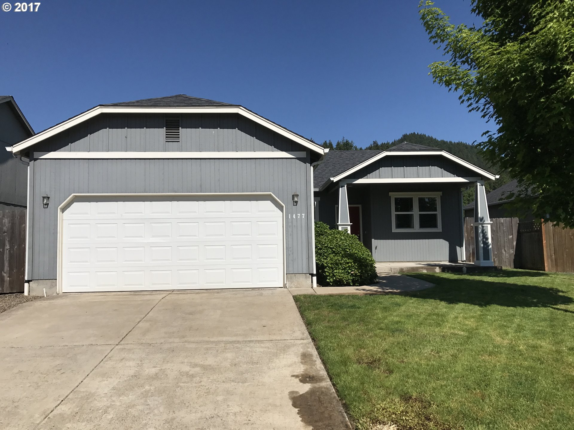 1477 S 58TH ST, Springfield OR 97478