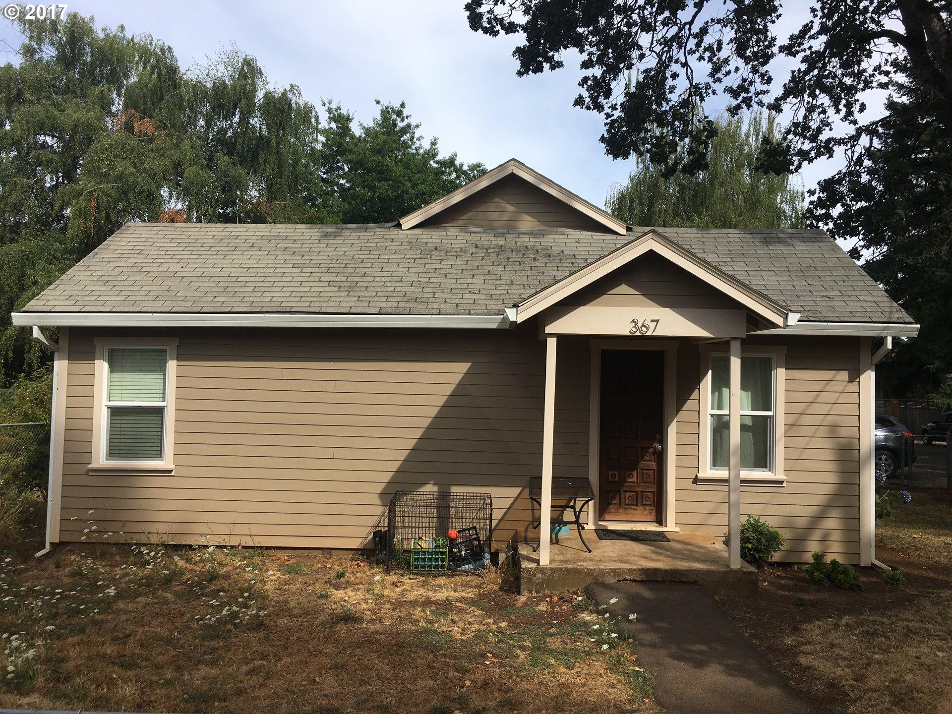 367 WARNER ST, Oregon City, OR 97045