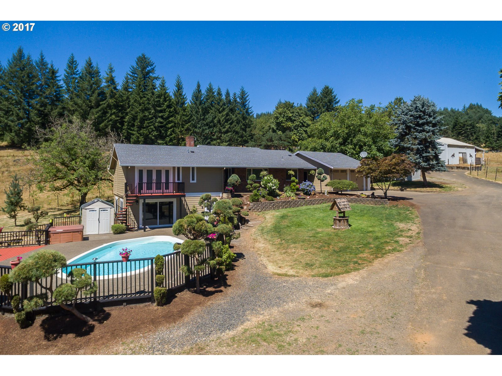 16817 SW FINNIGAN HILL RD, Hillsboro, OR 97123