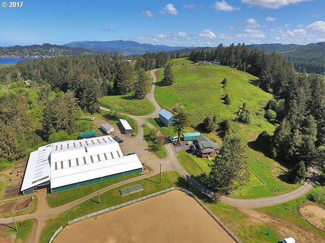 2915 S HILL RD, Otis, OR 97368