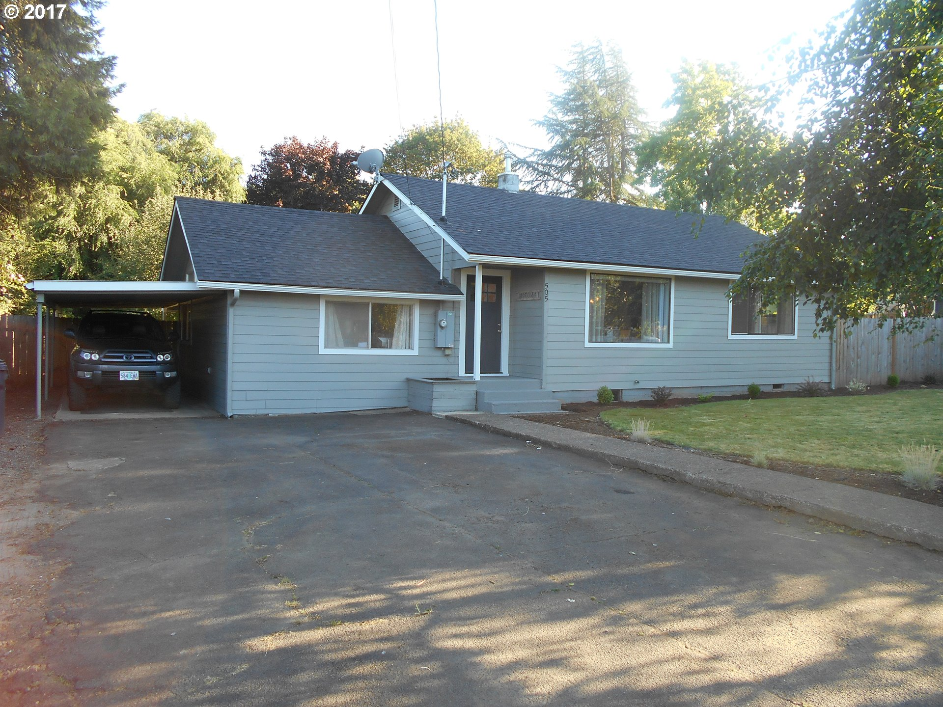 505 D ST, Creswell, OR 97426