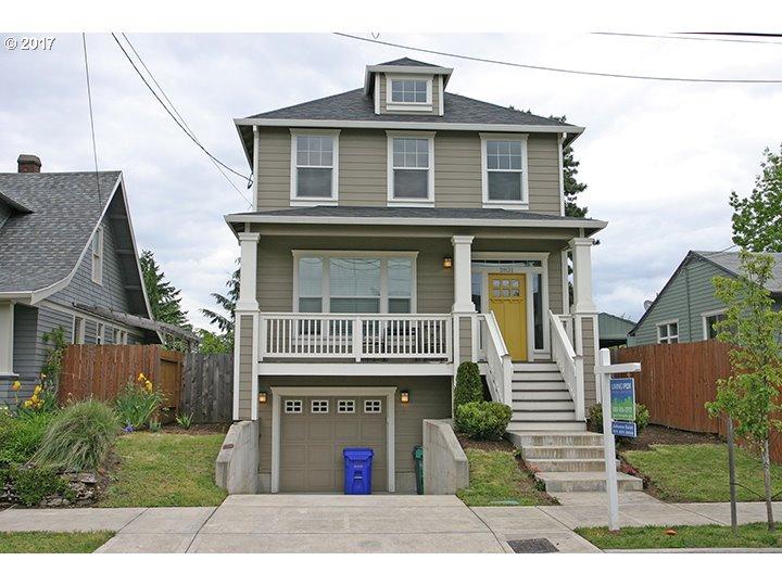 2821 N FARRAGUT ST, Portland, OR 97217