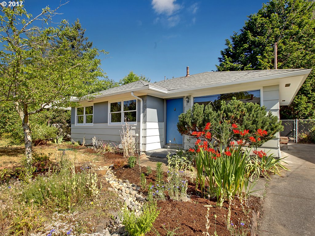7527 SE RAMONA ST, Portland, OR 97206