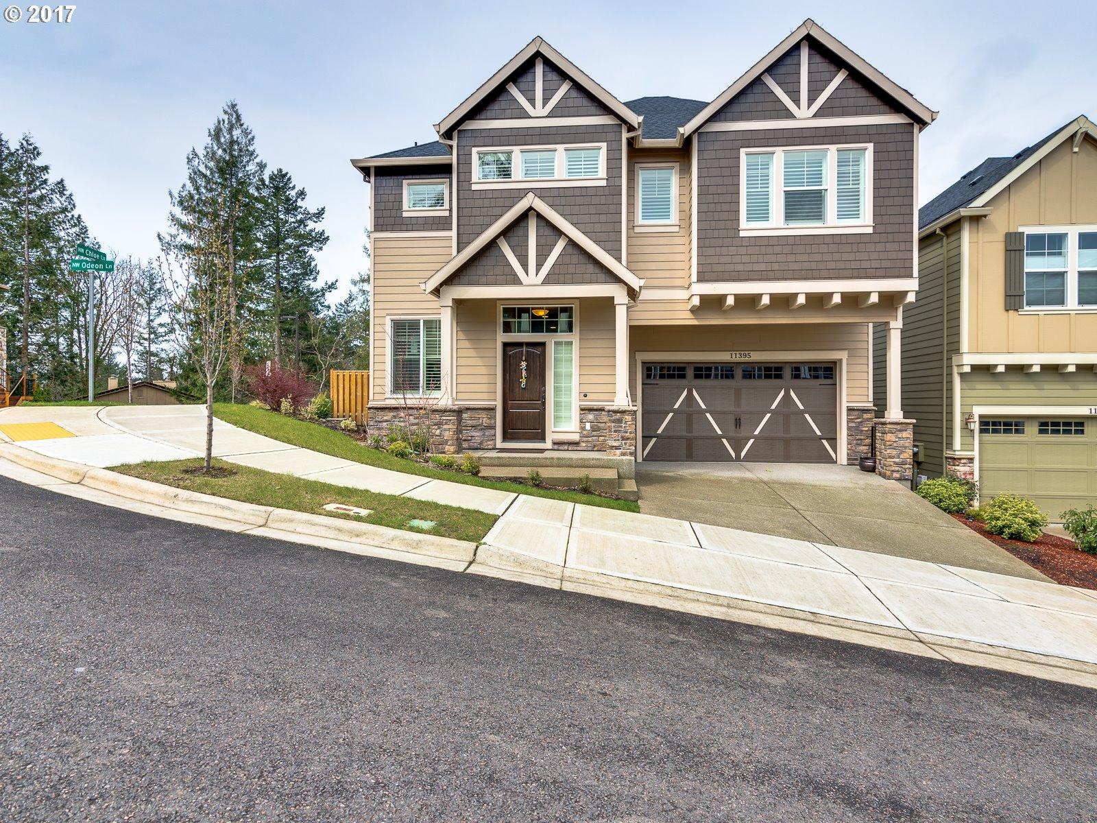 11395 NW ODEON LN, Portland, OR 97229
