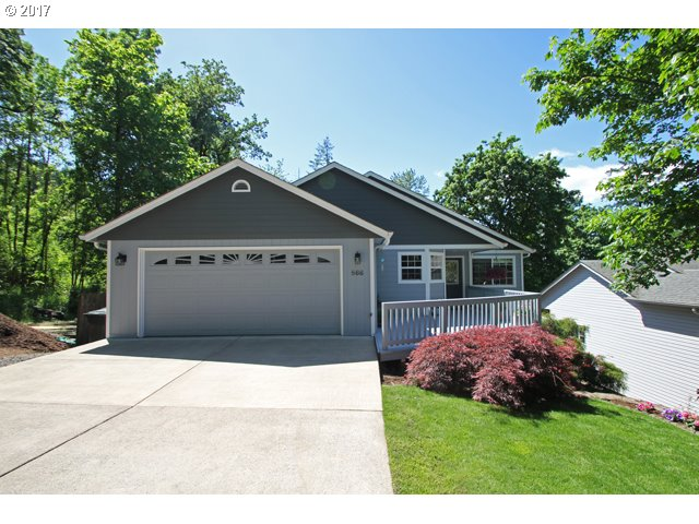 866 S 72nd, Springfield, OR 97478