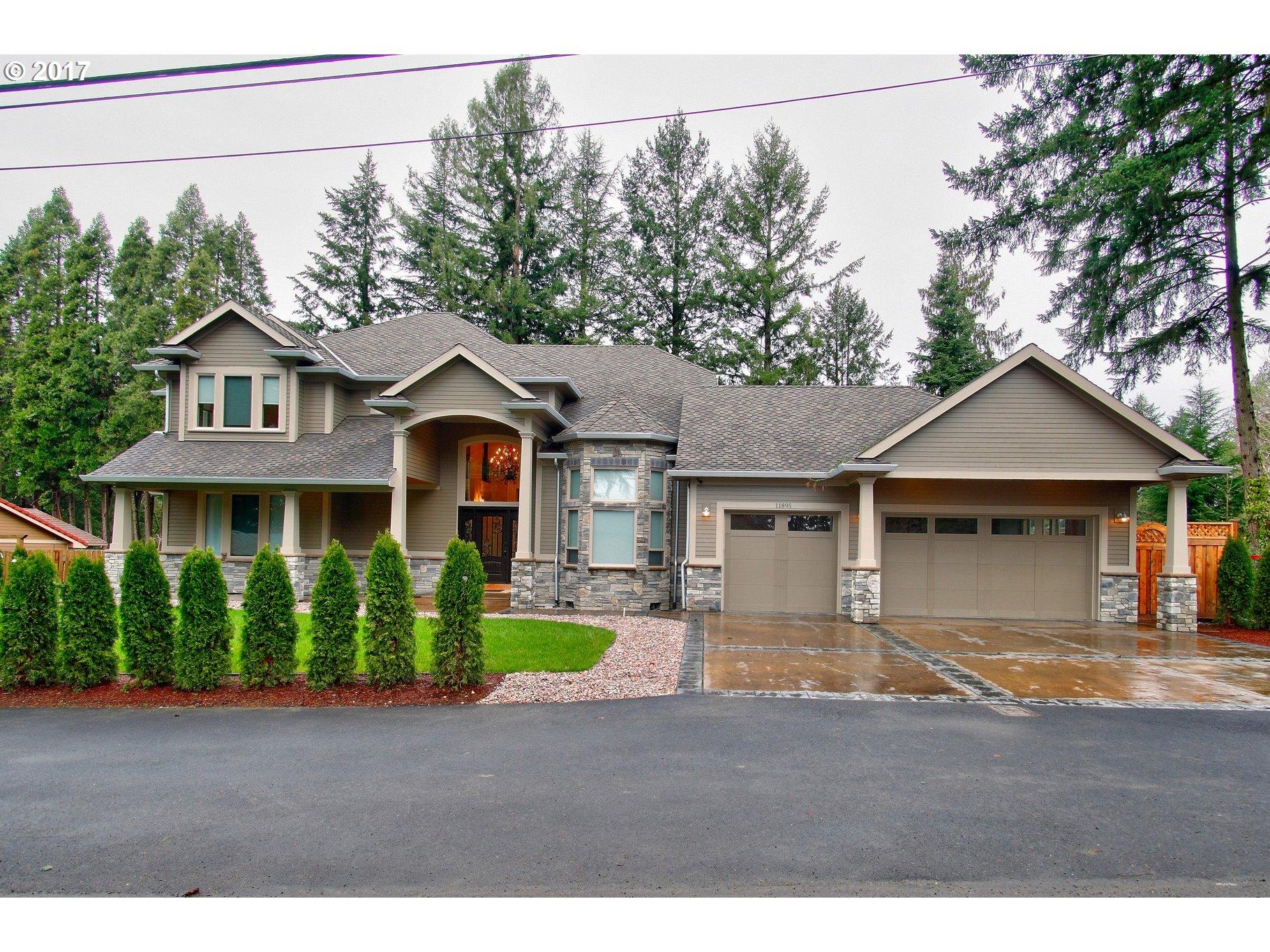 11895 SW BUTNER RD, Portland, OR 97225