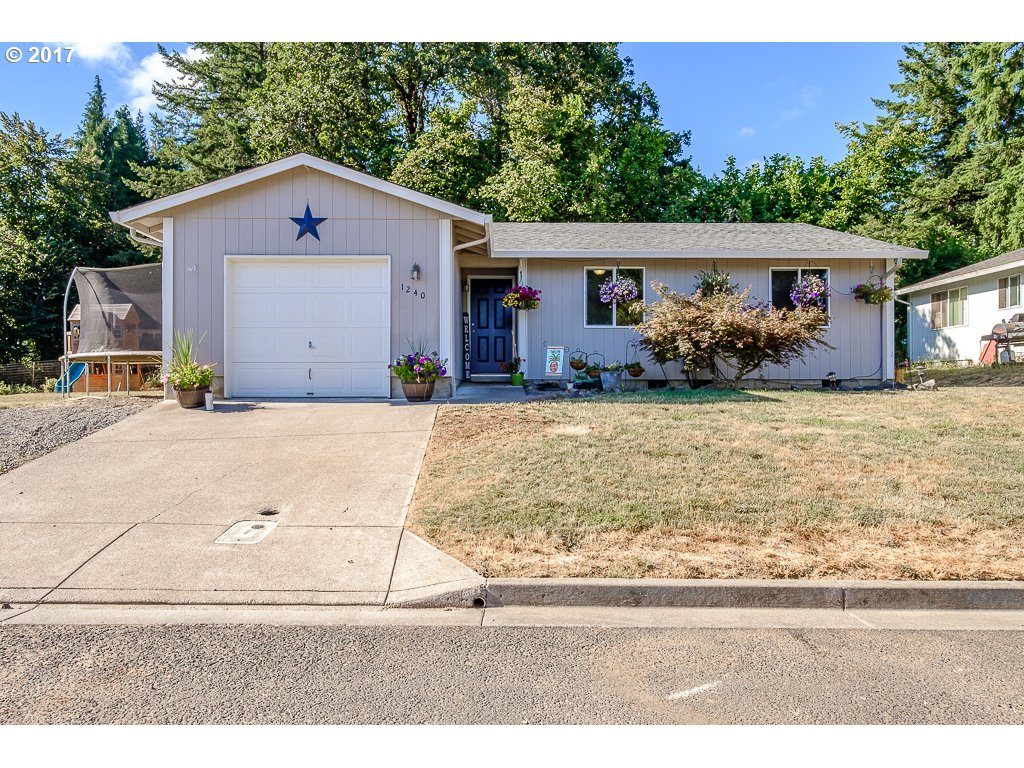 1240 SUNSET LN, Sweet Home, OR 97386
