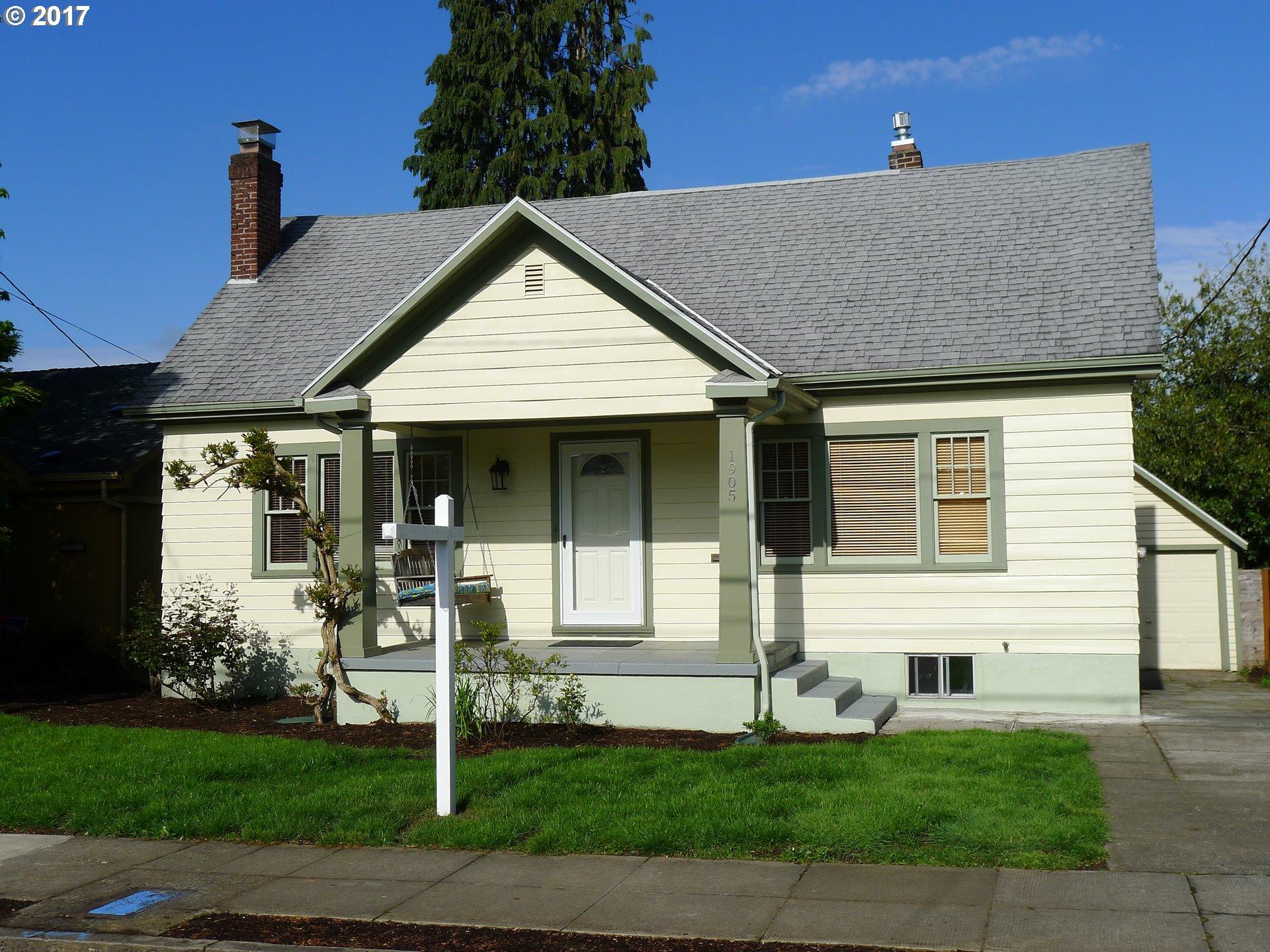 1905 SE 58TH AVE, Portland, OR 97215