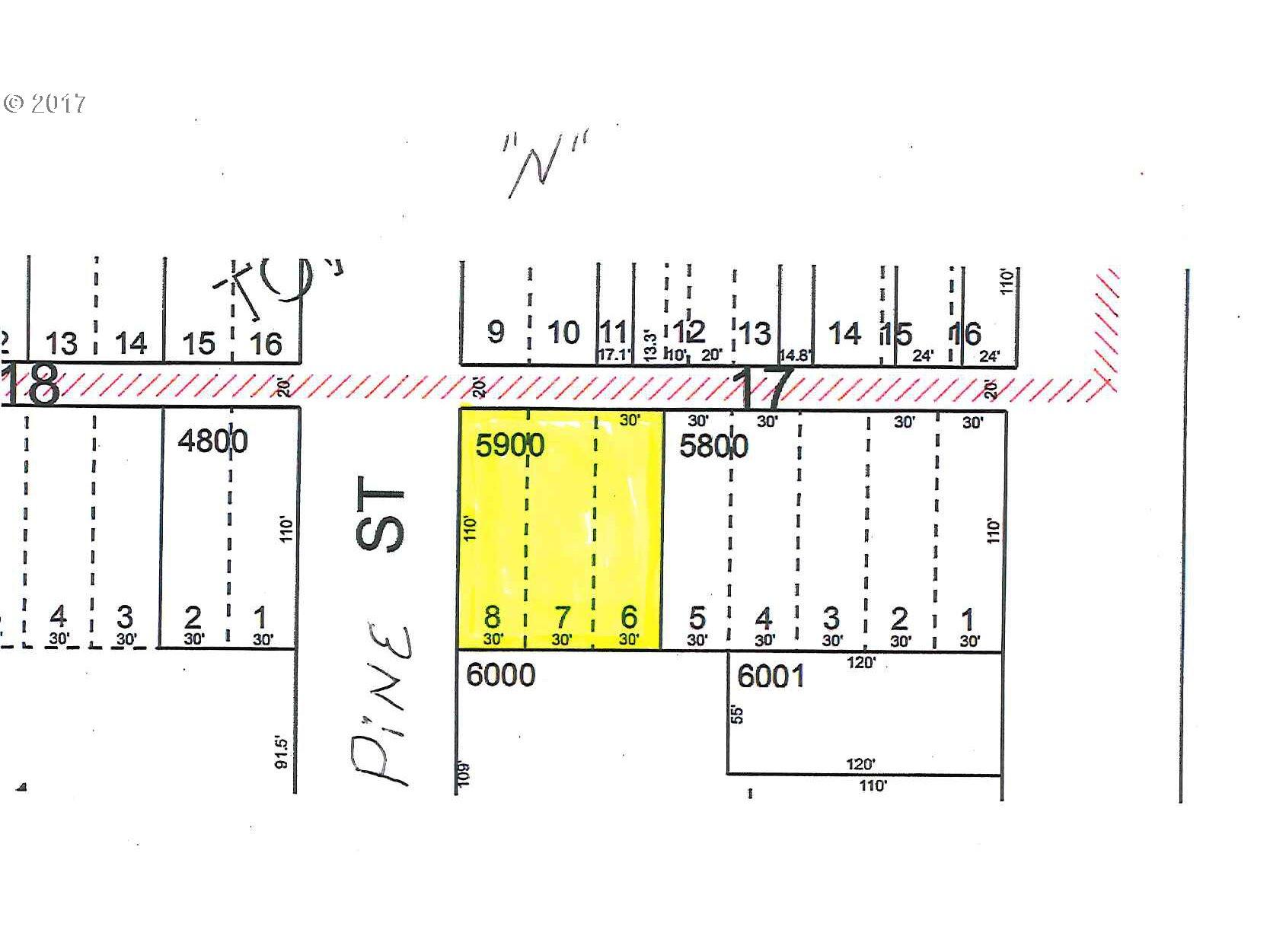 0 Pine Wallowa, OR 97885 - MLS #: 17660646