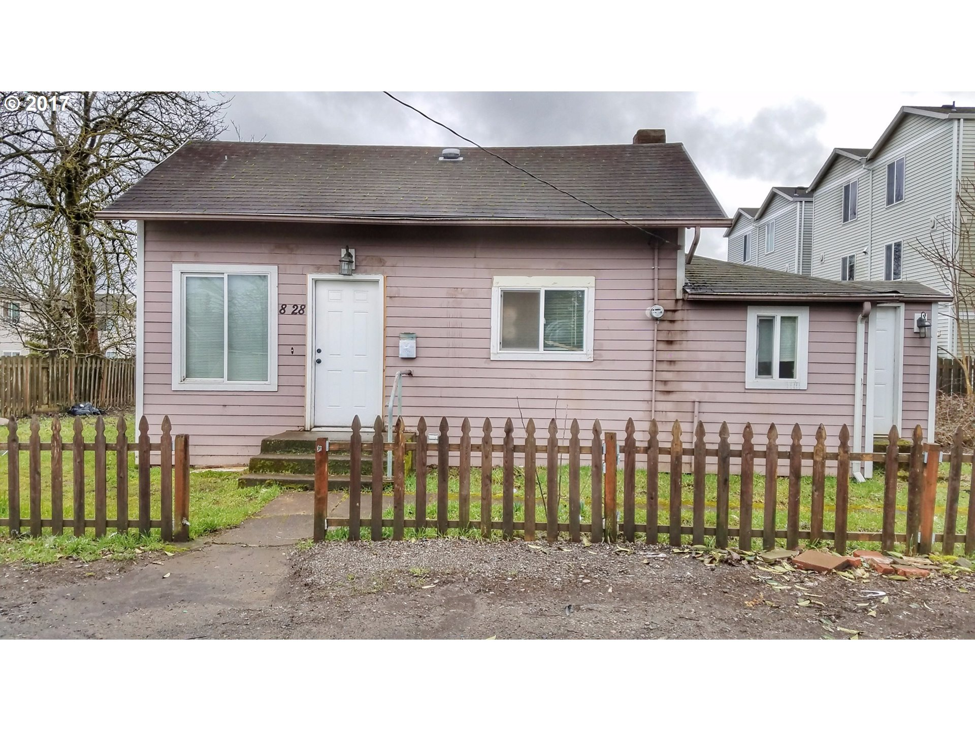 1109 sq. ft 2 bedrooms 1 bathrooms  House For Sale, Portland, OR
