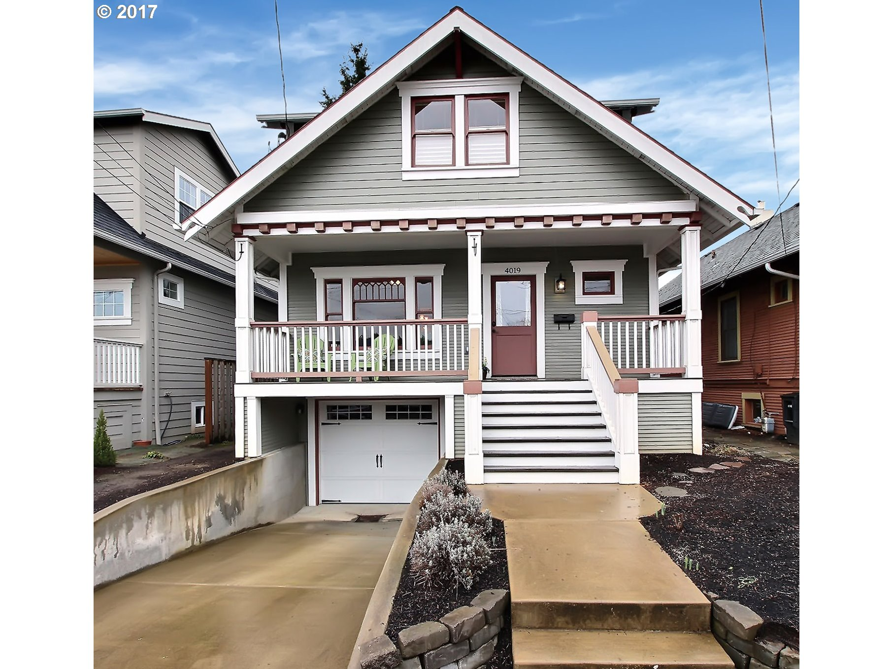 2644 sq. ft 4 bedrooms 2 bathrooms  House For Sale, Portland, OR