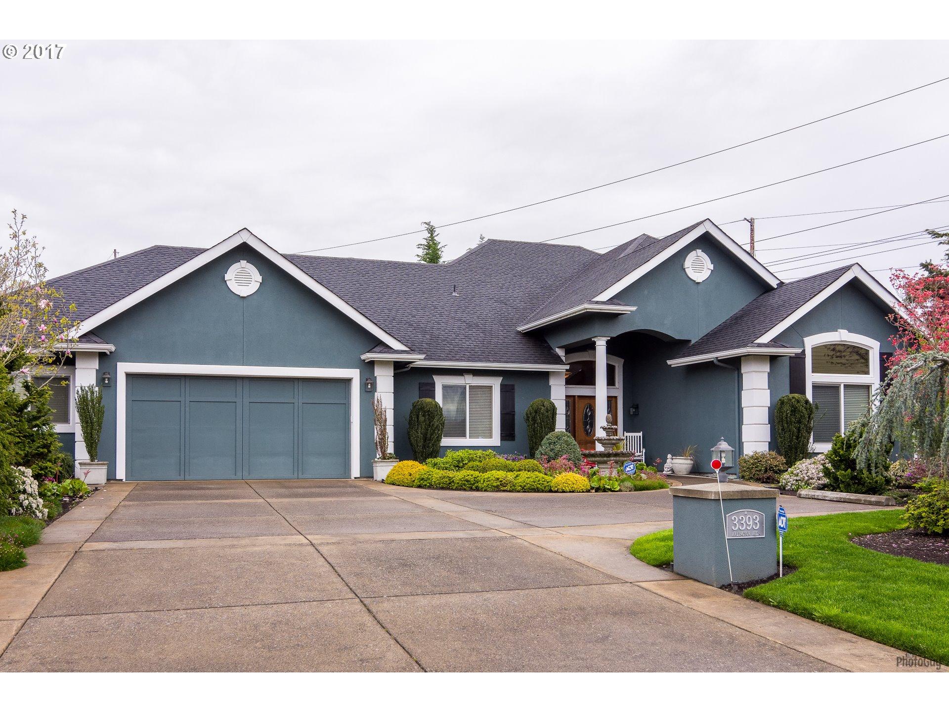 3393 ARLINGTON AVE, Eugene, OR 97408