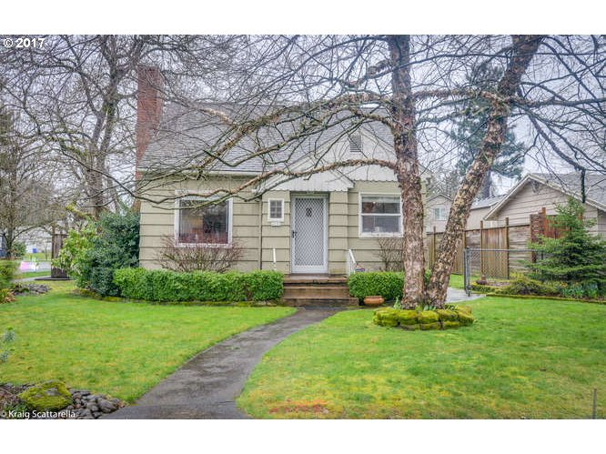 1310 sq. ft 2 bedrooms 1 bathrooms  House For Sale, Portland, OR