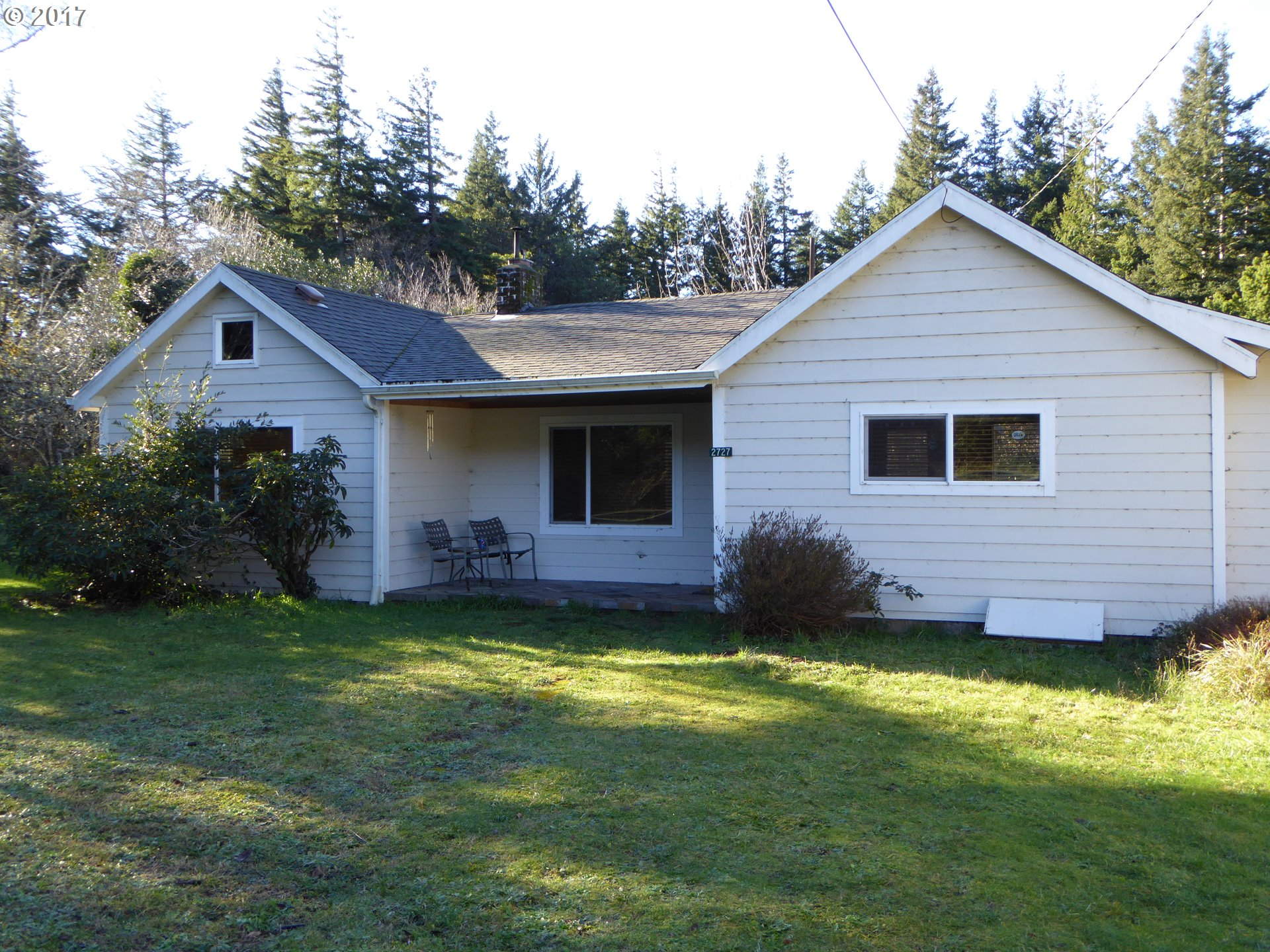 1058 sq. ft 2 bedrooms 2 bathrooms  House For Sale,Port Orford, OR