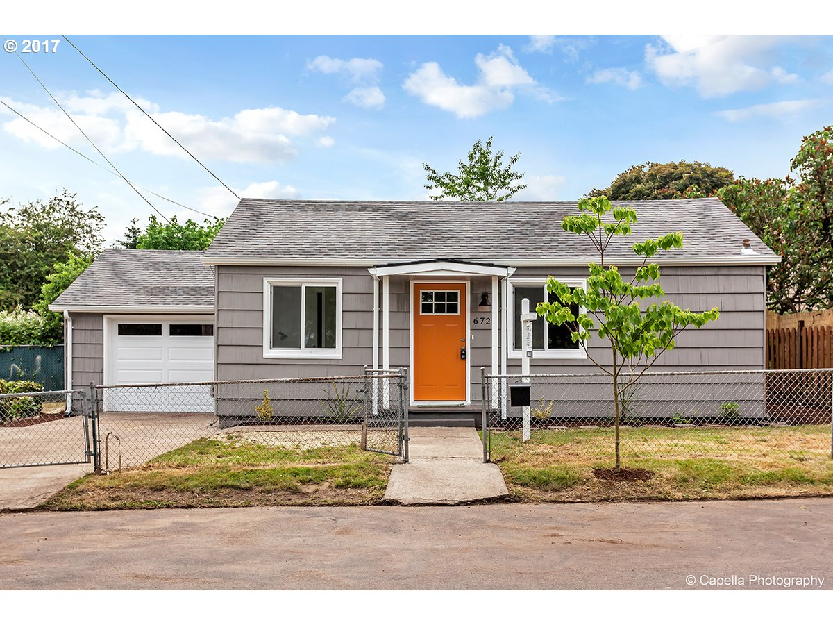 600 sq. ft 2 bedrooms 1 bathrooms  House For Sale, Portland, OR