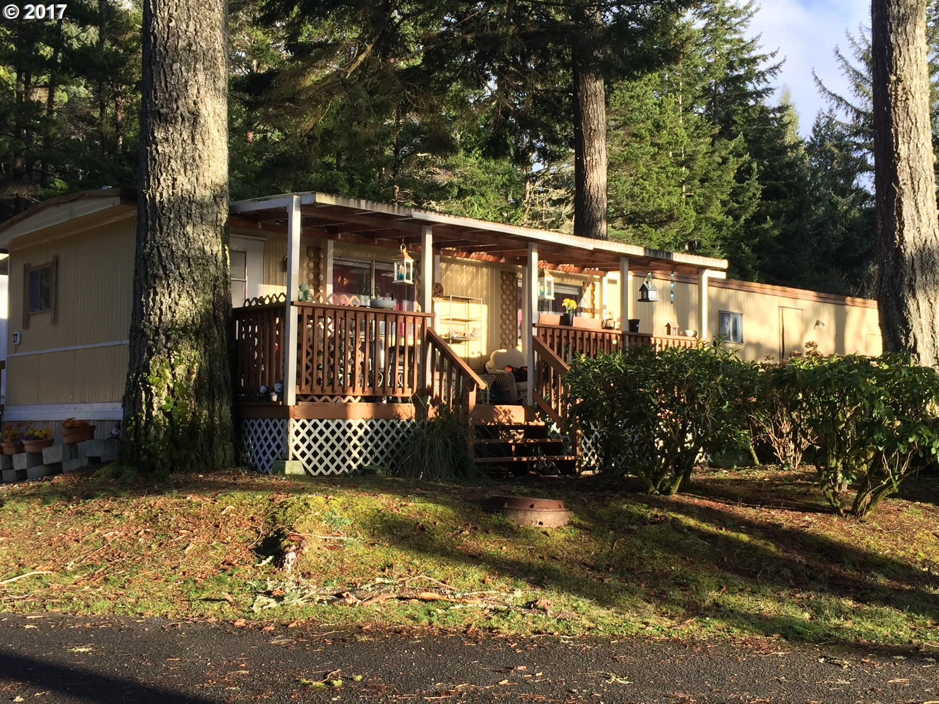 1120 sq. ft 2 bedrooms 1 bathrooms  House For Sale, Florence, OR