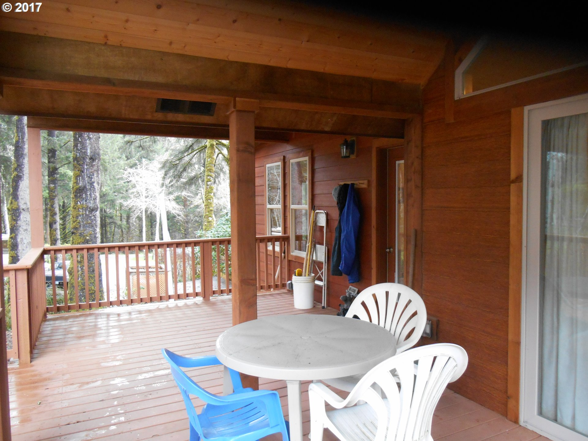 612 square feet covered area  bathrooms  built in 2007,Brookings, OR