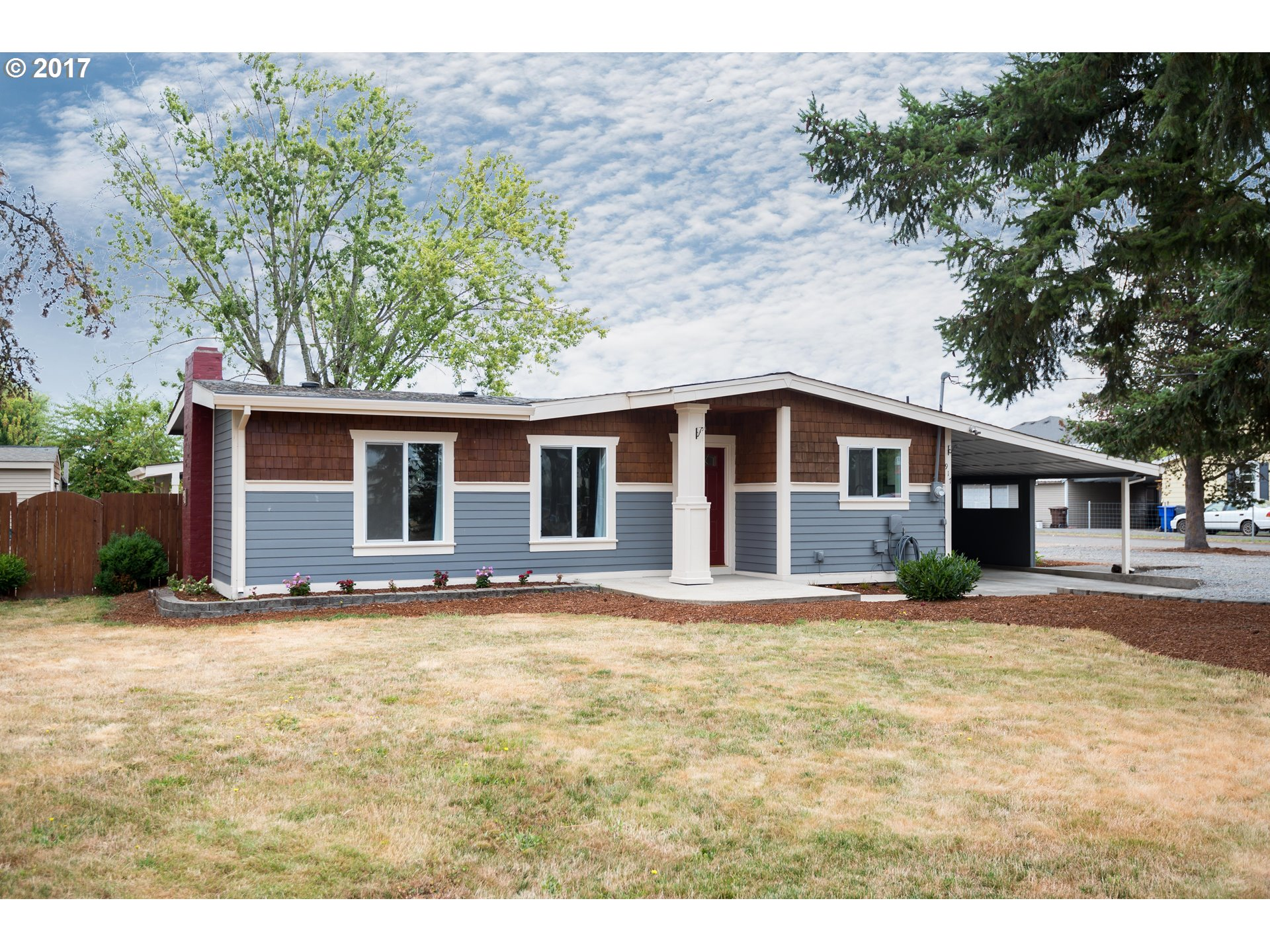Molalla Ranch Built 1956