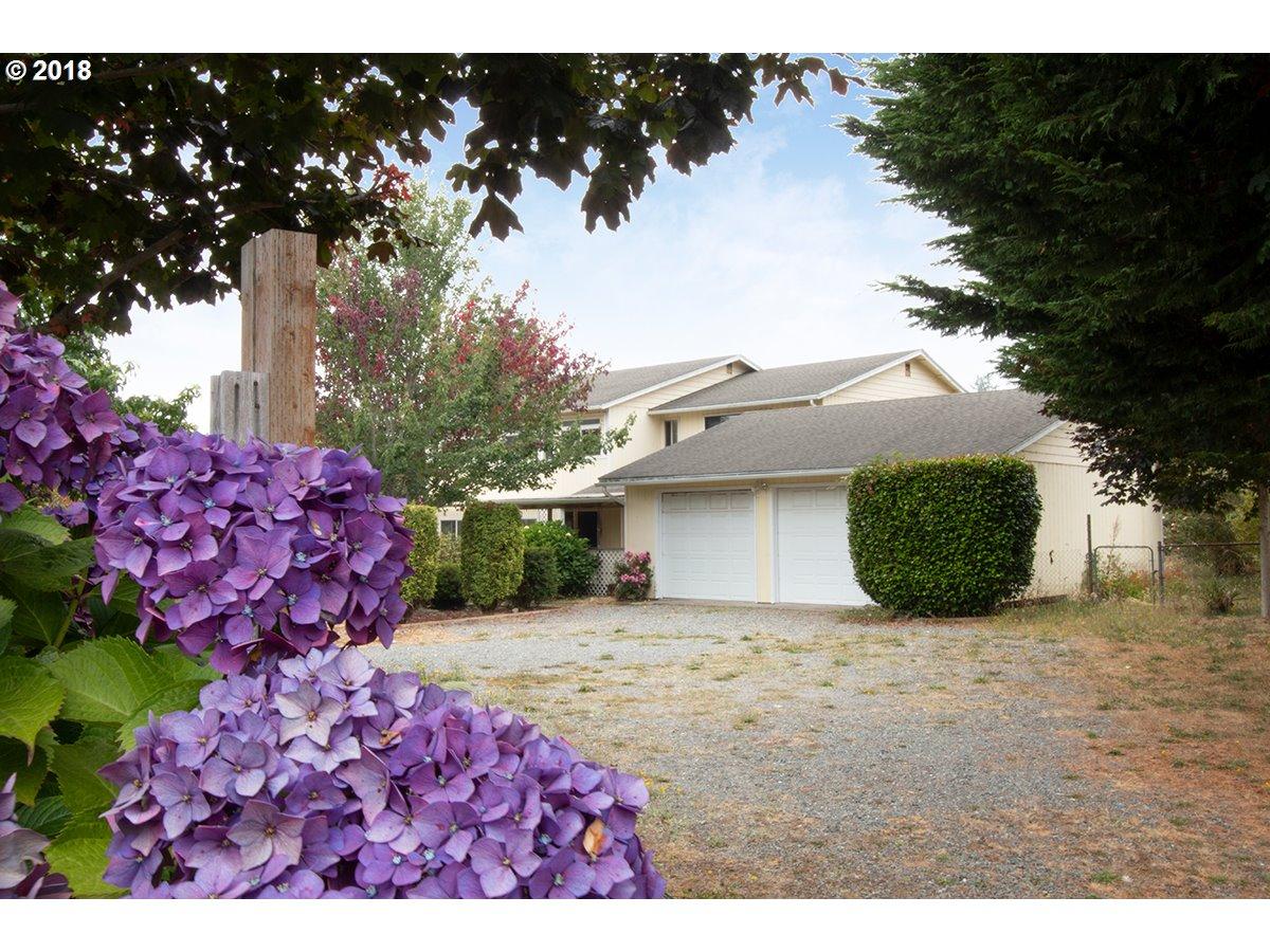 Brookings, OR 4 Bedroom Home For Sale