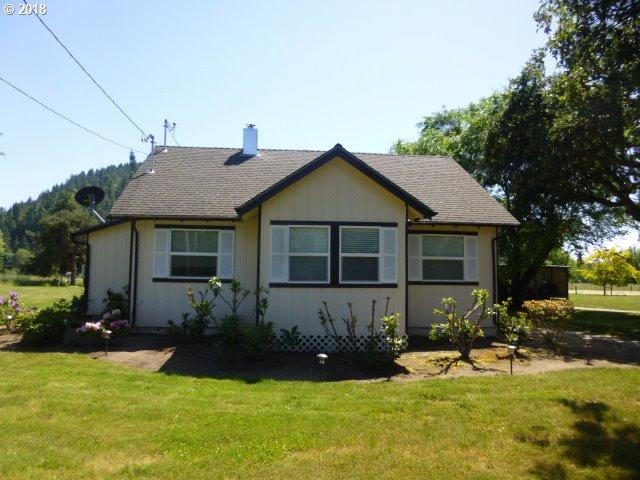 Roseburg, OR 3 Bedroom Home For Sale