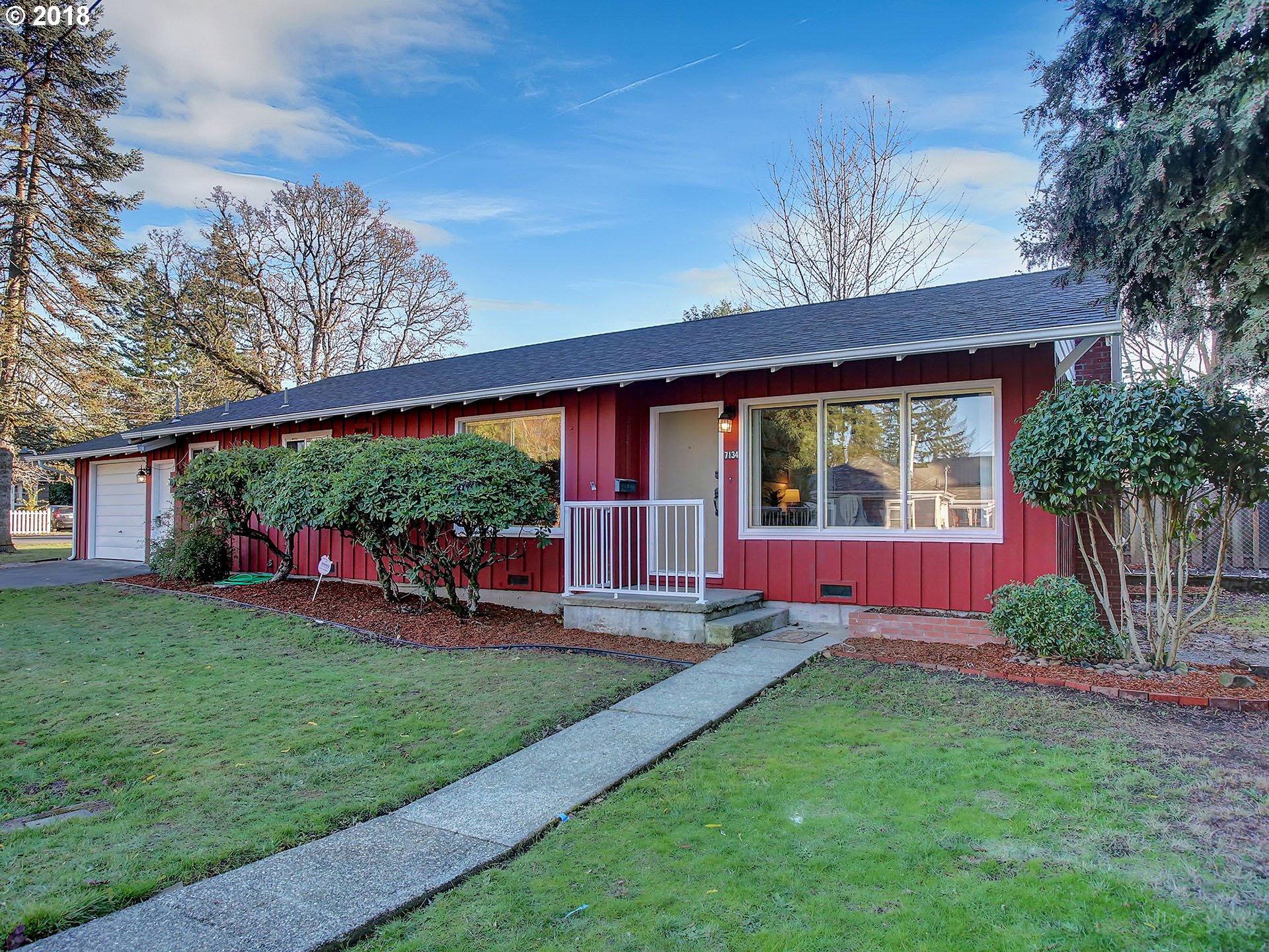 7134 NE GOING ST Portland, OR 97218 - MLS #: 18018992