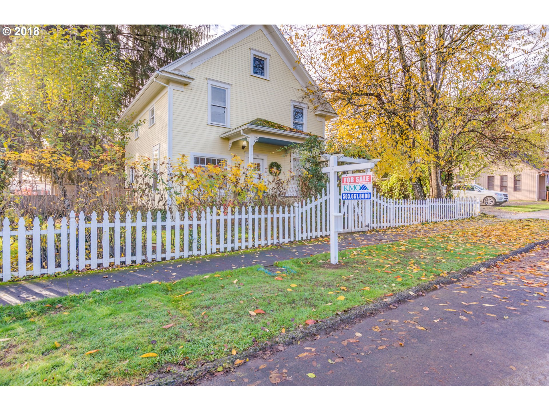 2520 18TH AVE Forest Grove, OR 97116 - MLS #: 18046063