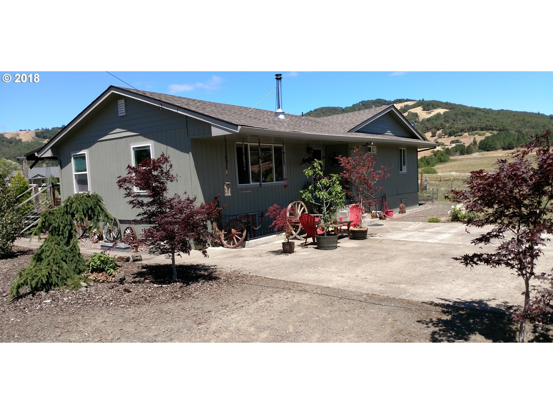 Roseburg, OR 2 Bedroom Home For Sale