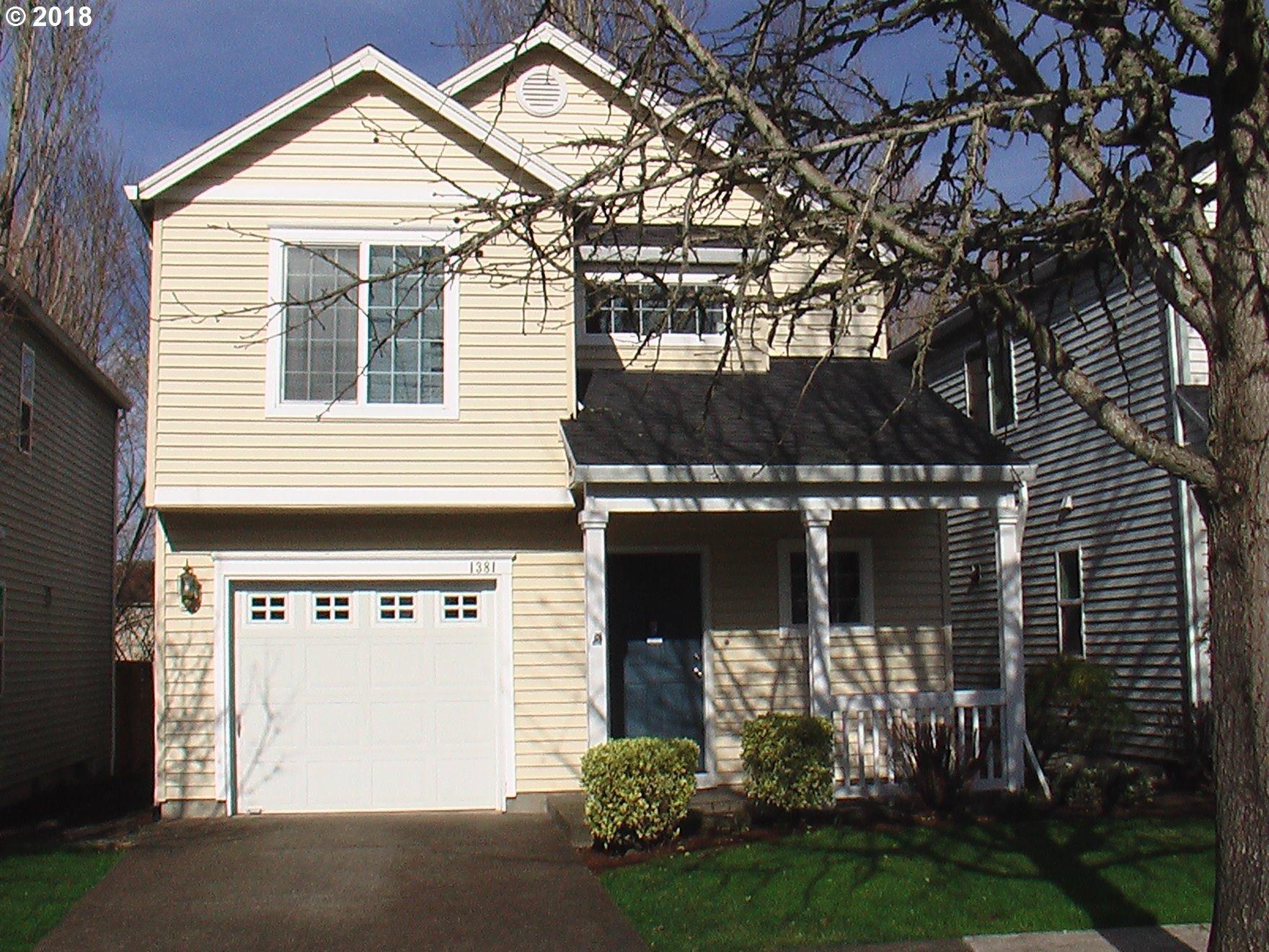 1381 NE KINNEY ST, Hillsboro, OR 97124