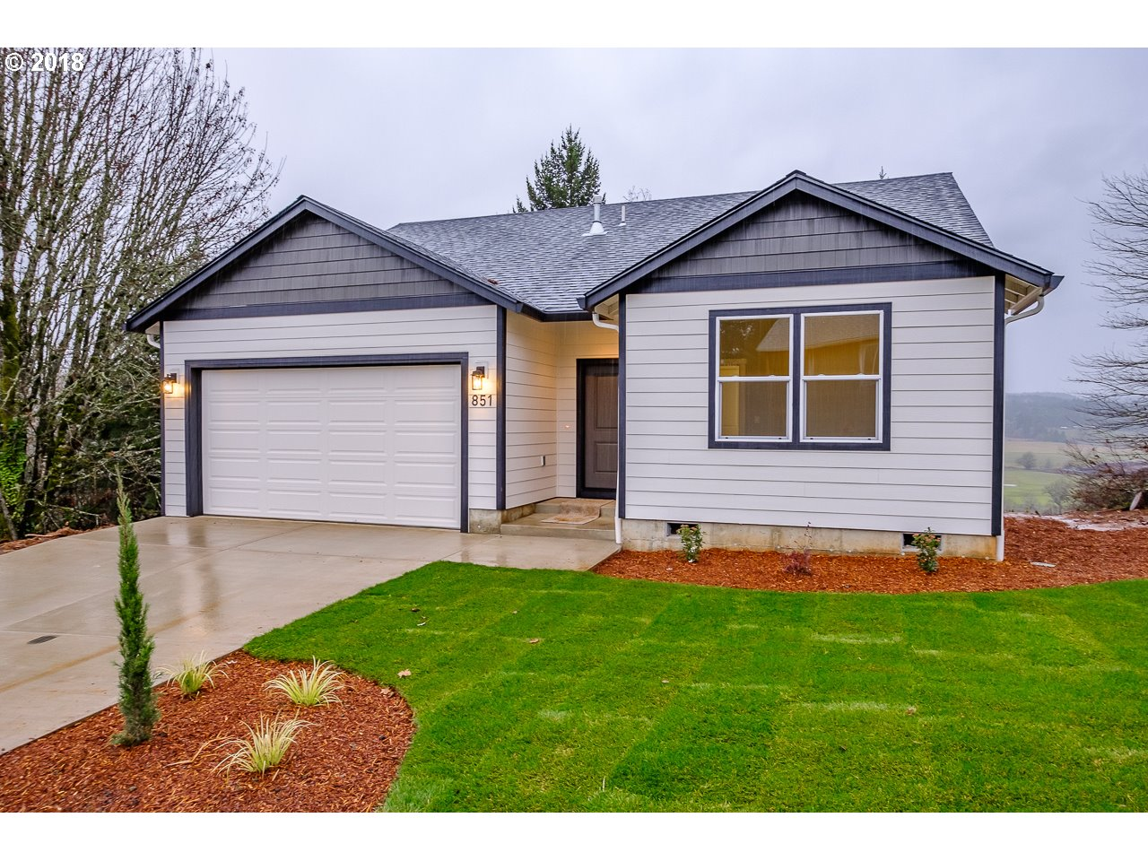 445 NW 6TH ST Willamina, OR 97396 - MLS #: 18112898
