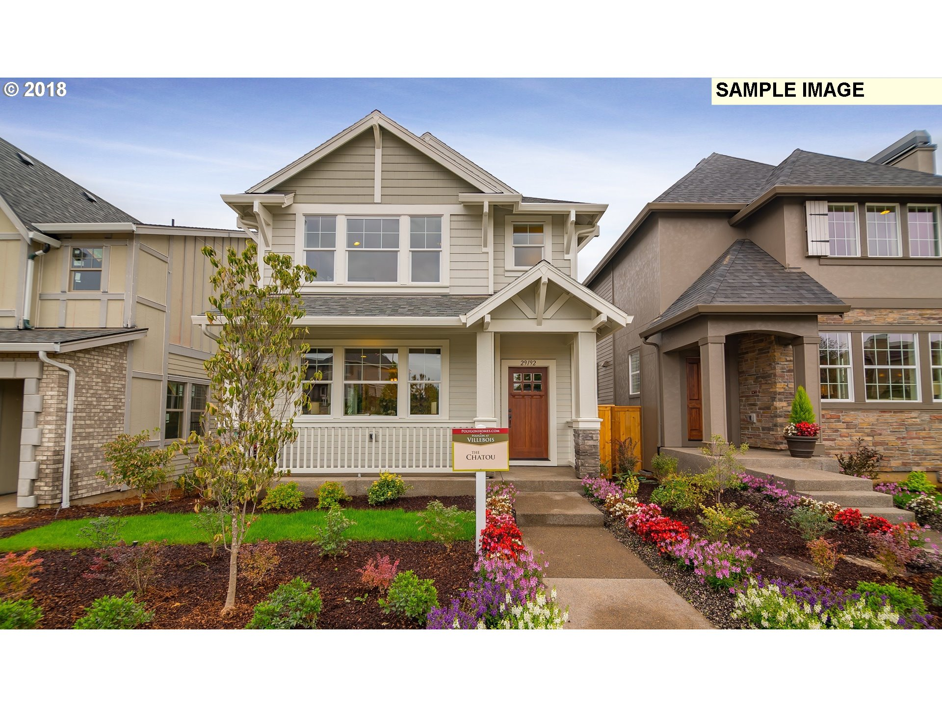 "AMAZING Craftsman-style home at the Eastridge neighborhood in the River Terrace master plan!  Open floor plan with great flow features ""light and bright"" living room w/ cozy fireplace, spacious kitchen w/ quartz island/counters + stainless appliances! Hardwood Floors on Main! HUGE Bonus Rm on Main perfect for home theater! Luxurious Master Suite boasts walk-in closet, soaker tub, walk-in shower and dual vanity! 3 Yr. Warranty. Taxes:TBD"