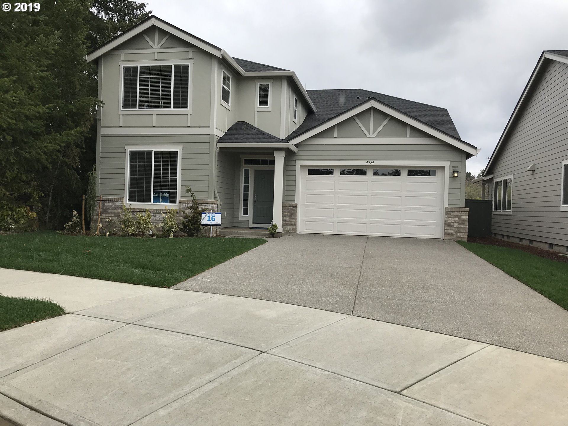 Property for sale at 4954 SE 85th AVE # lot16, Hillsboro,  OR 97123