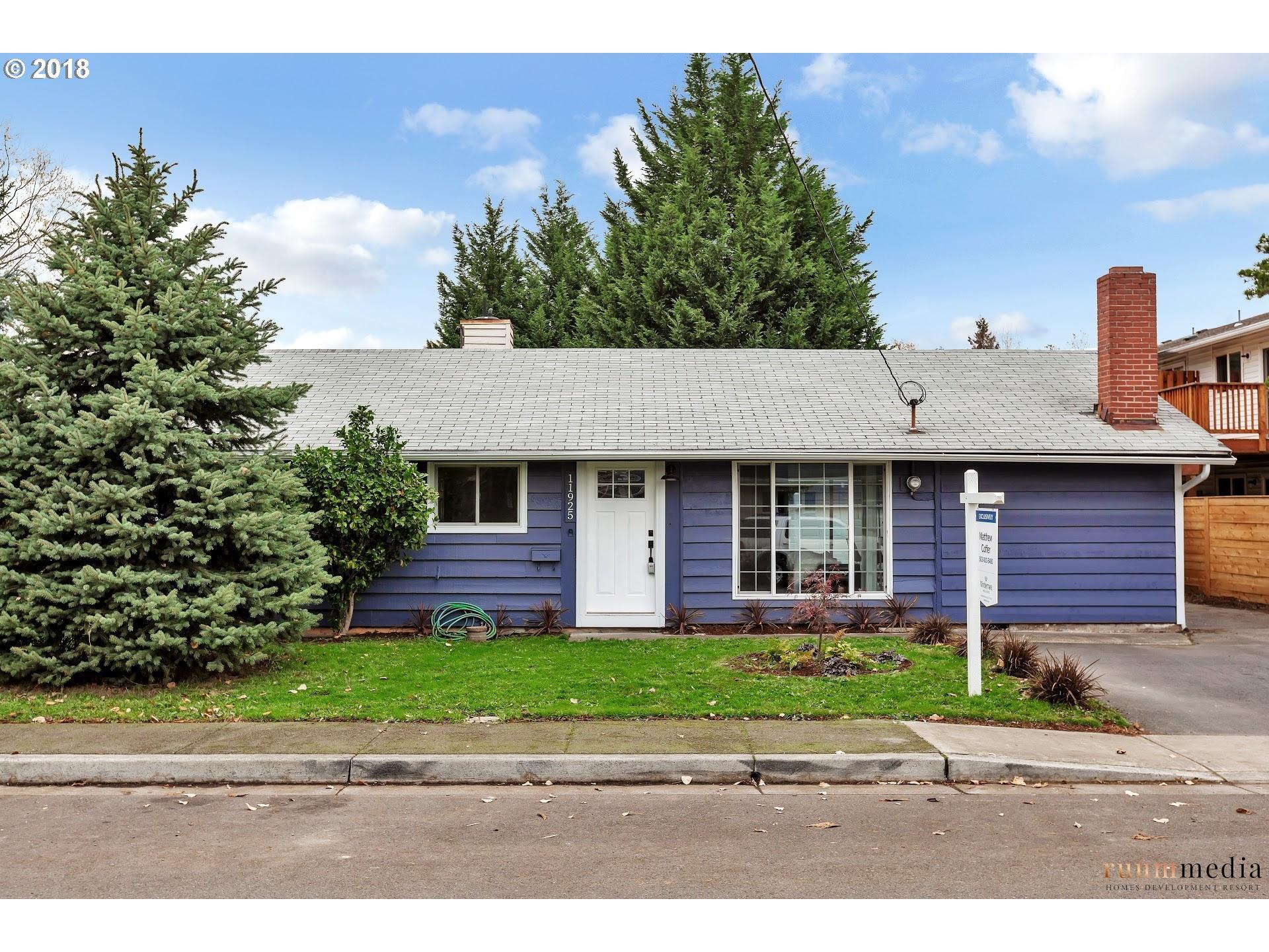 11925 SW 7TH ST Beaverton, OR 97005 - MLS #: 18173677