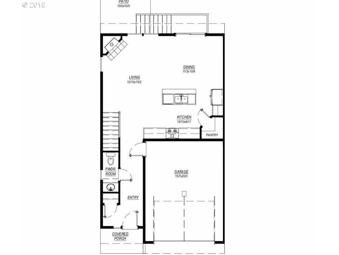 1791 N 23rd ST Washougal, WA 98671 - MLS #: 18188986