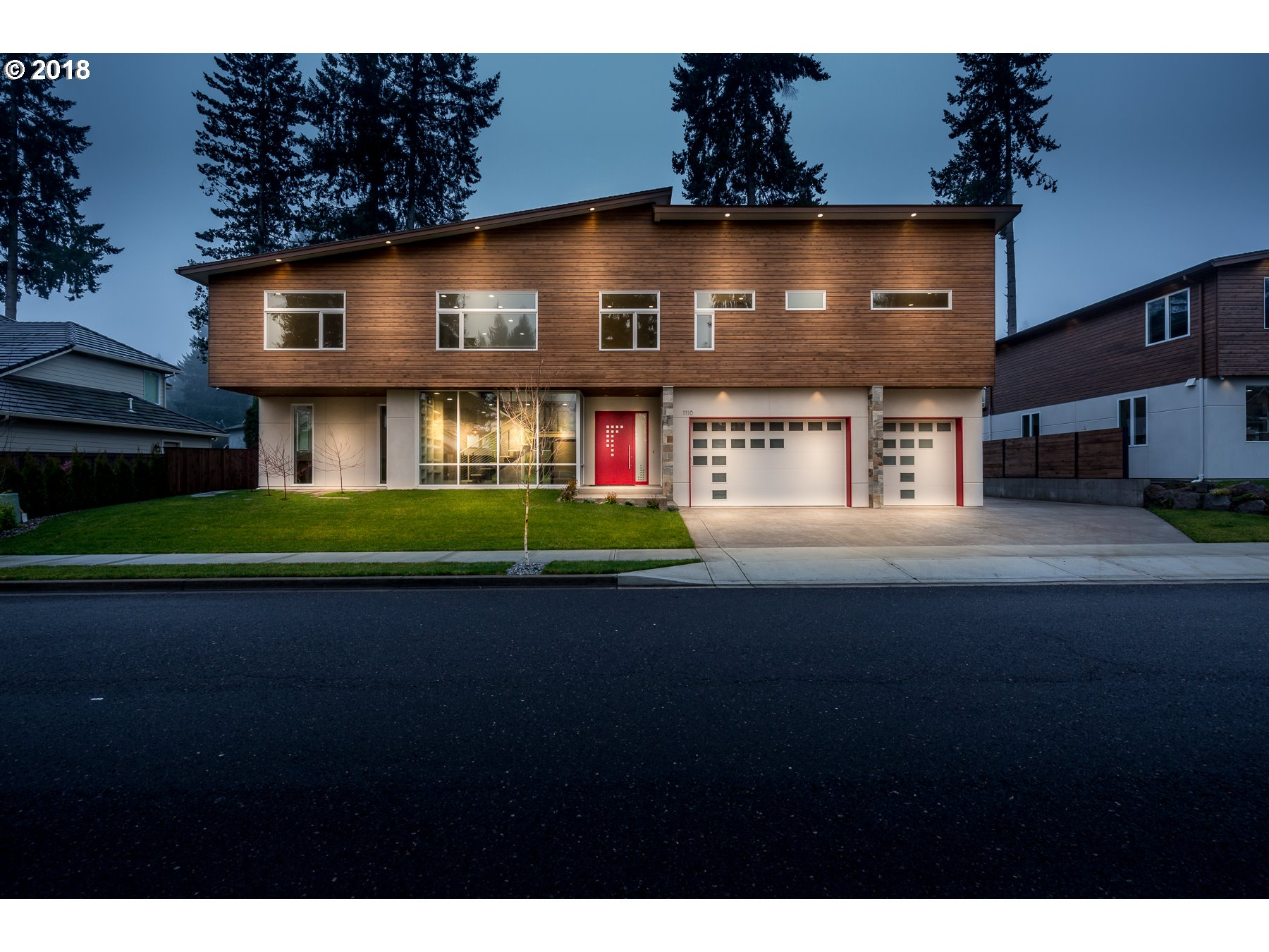 Amazing modern houses vancouver wa contemporary simple for Home design vancouver wa