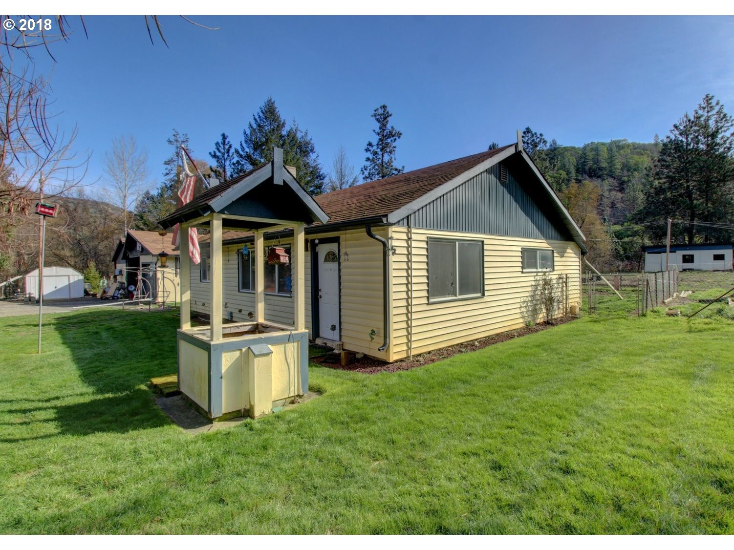 Williams, OR 2 Bedroom Home For Sale