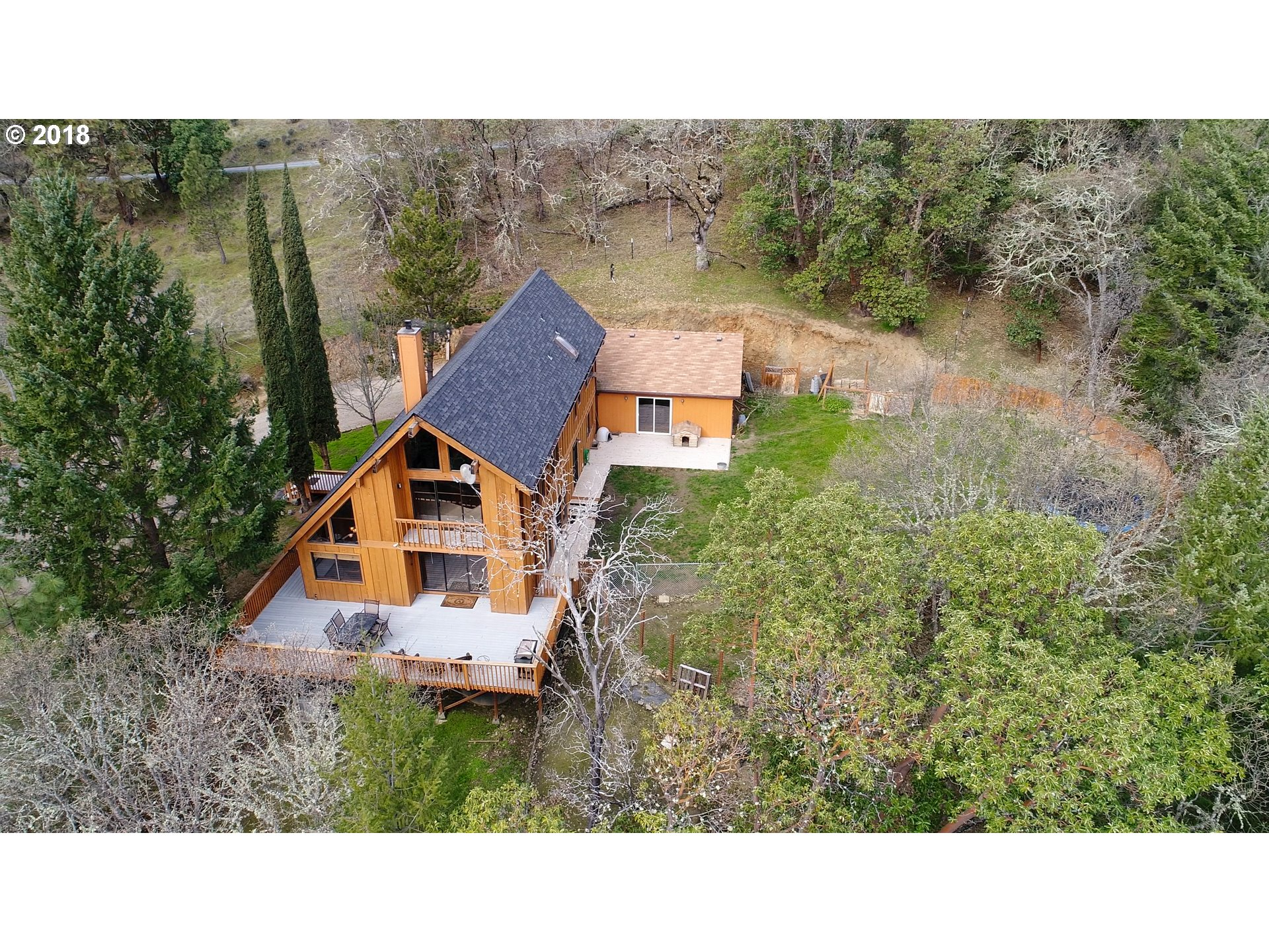 Gold Hill, OR 5 Bedroom Home For Sale