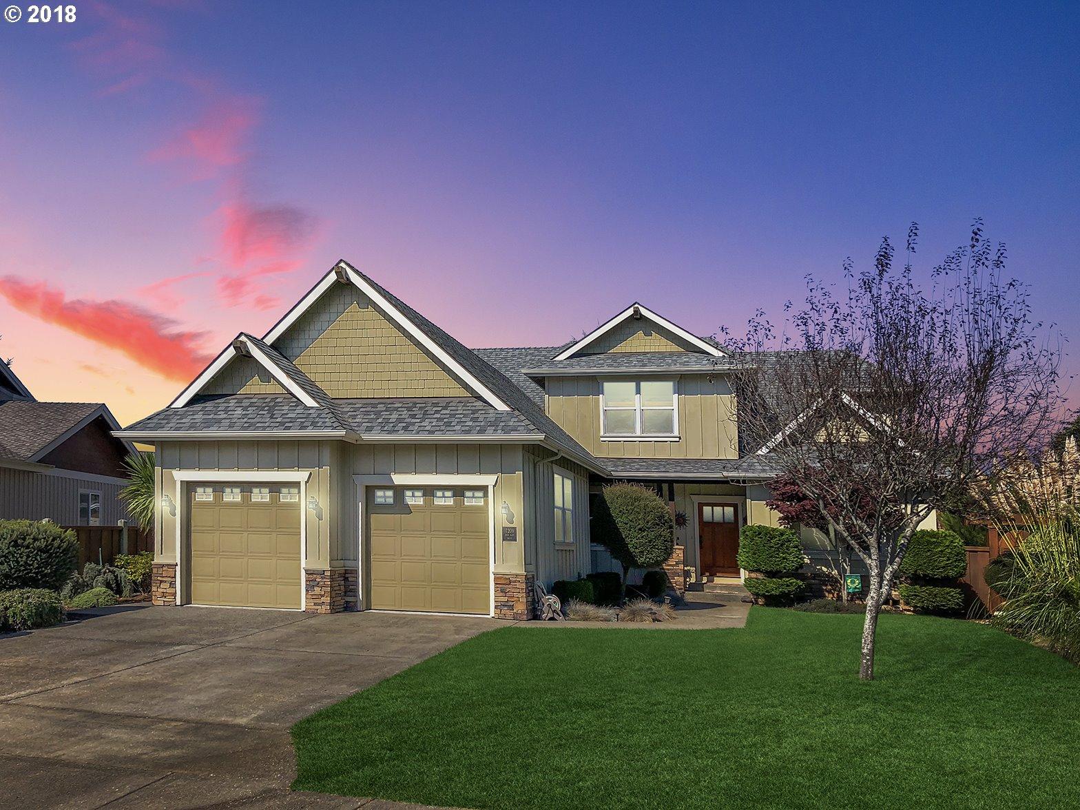 Brookings, OR 3 Bedroom Home For Sale