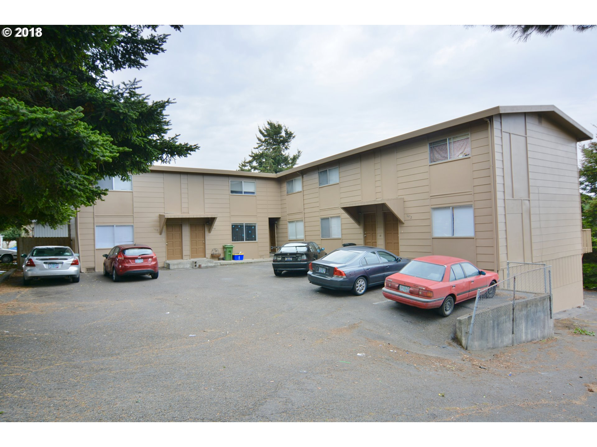 1662 MCPHERSON North Bend, OR 97459 - MLS #: 18349792