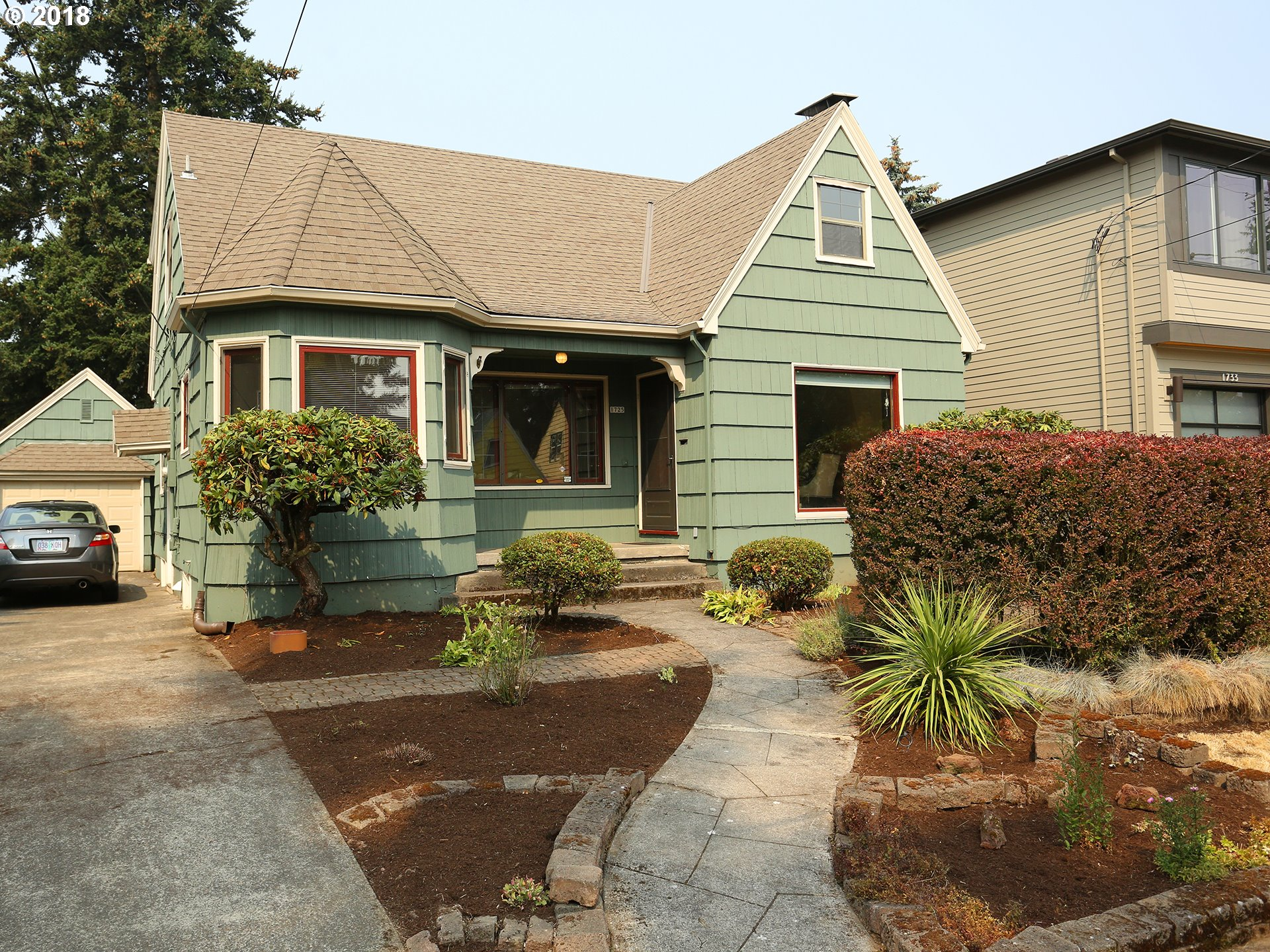 Tudor Homes for Sale in Portland Oregon