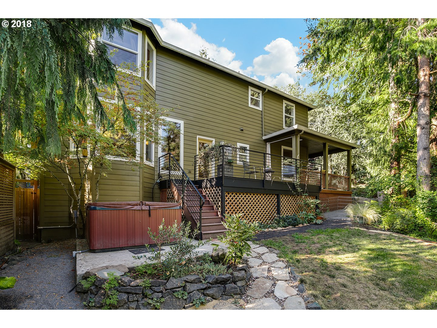 5758 SW 39TH AVE Portland, OR 97221 - MLS #: 18404106
