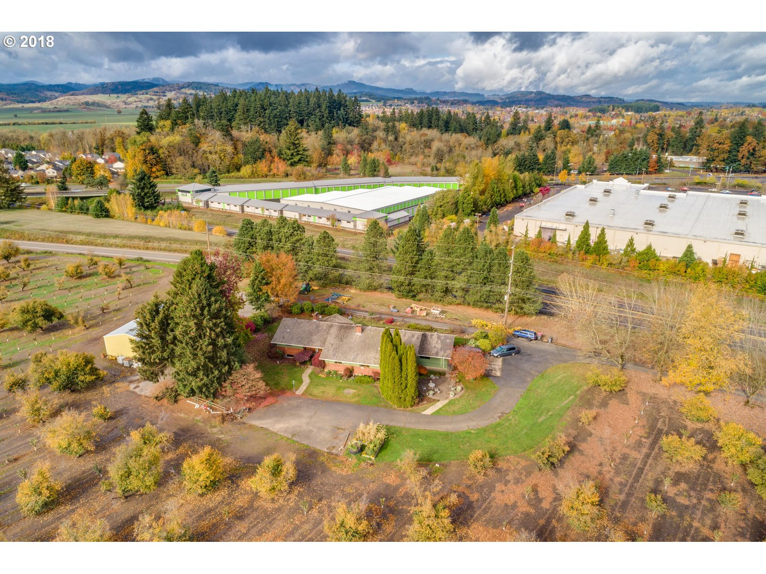9510 SW HIGHWAY 99W Mcminnville, OR 97128 - MLS #: 18514033