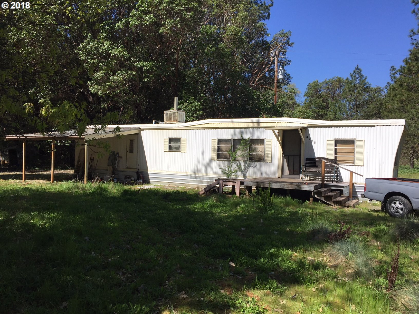 Murphy, OR 2 Bedroom Home For Sale