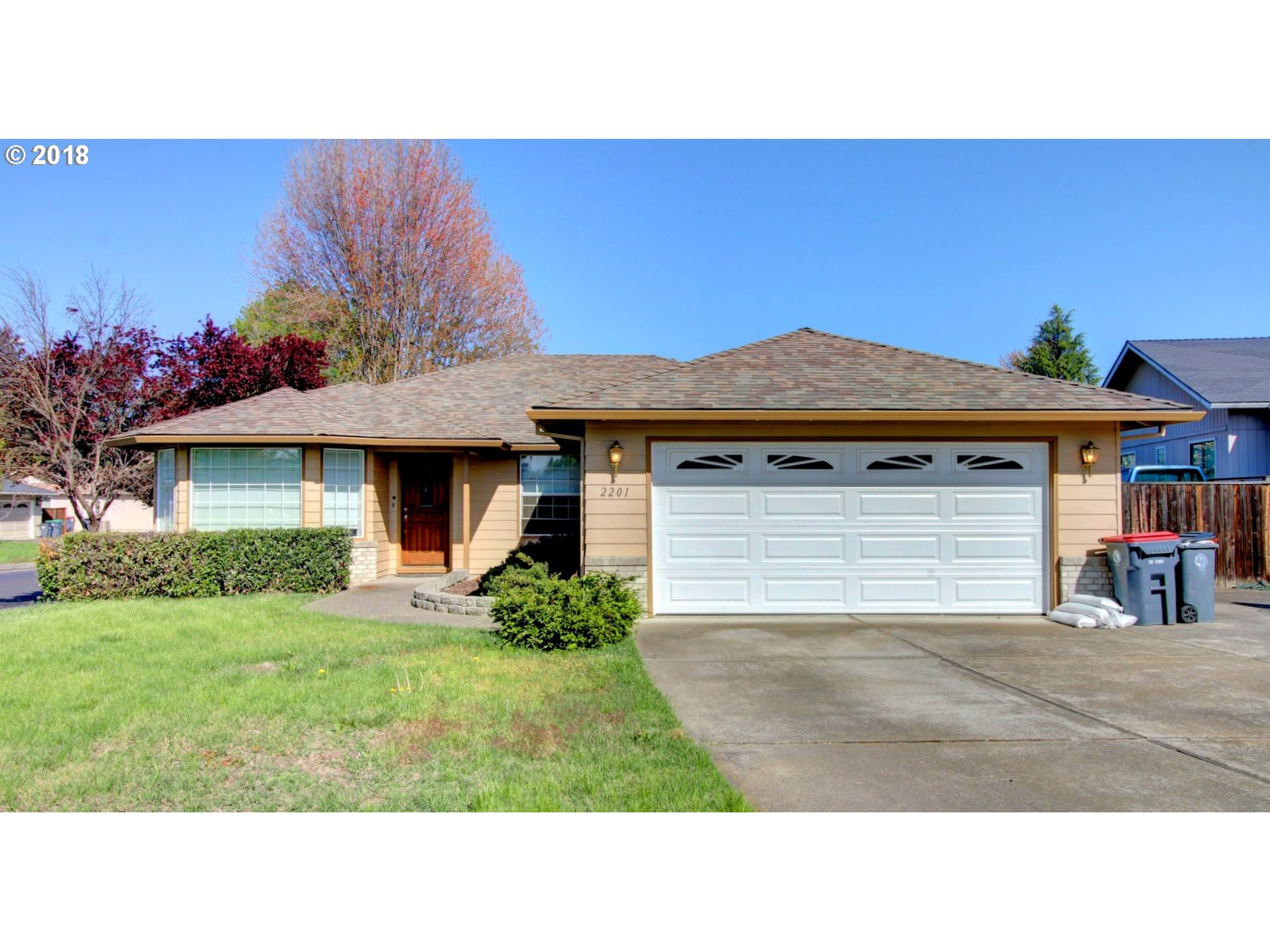Medford, OR 3 Bedroom Home For Sale