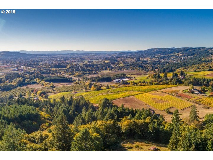 0 NE Old Parrett Mountain RD Newberg, OR 97132 - MLS #: 18537836