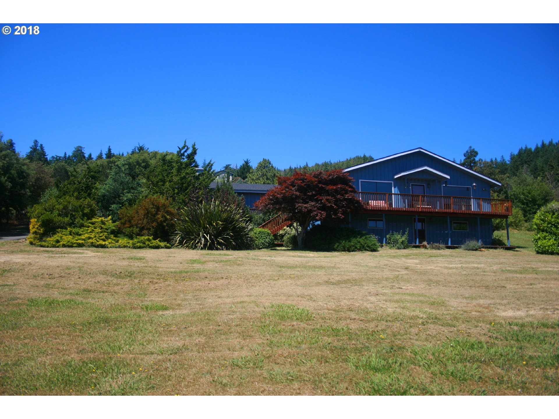 Gold Beach, OR 2 Bedroom Home For Sale